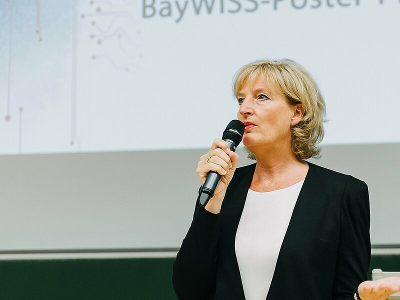 [Translate to English:] Prof. Dr. Christiane Woopen